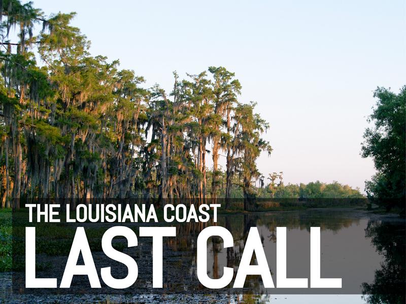 WWNO To Examine Coastal Land Loss In New Series
