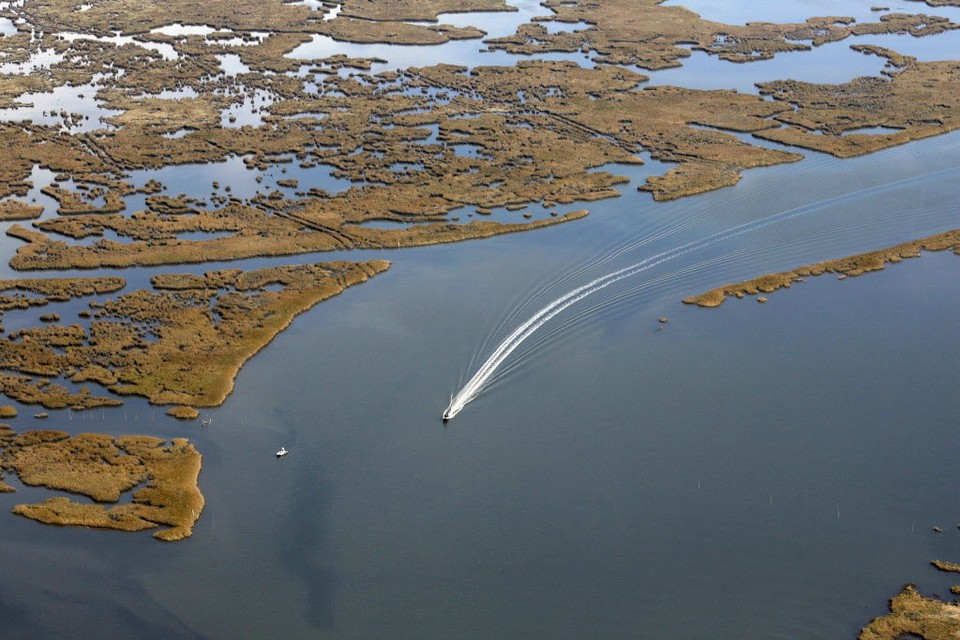 Denying climate change spells doom for Louisiana's coast