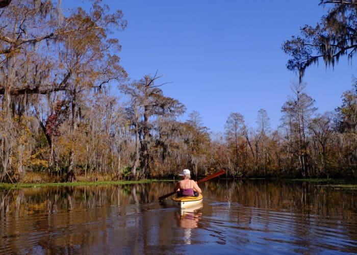 solitarywanderer.com -- kayaking
