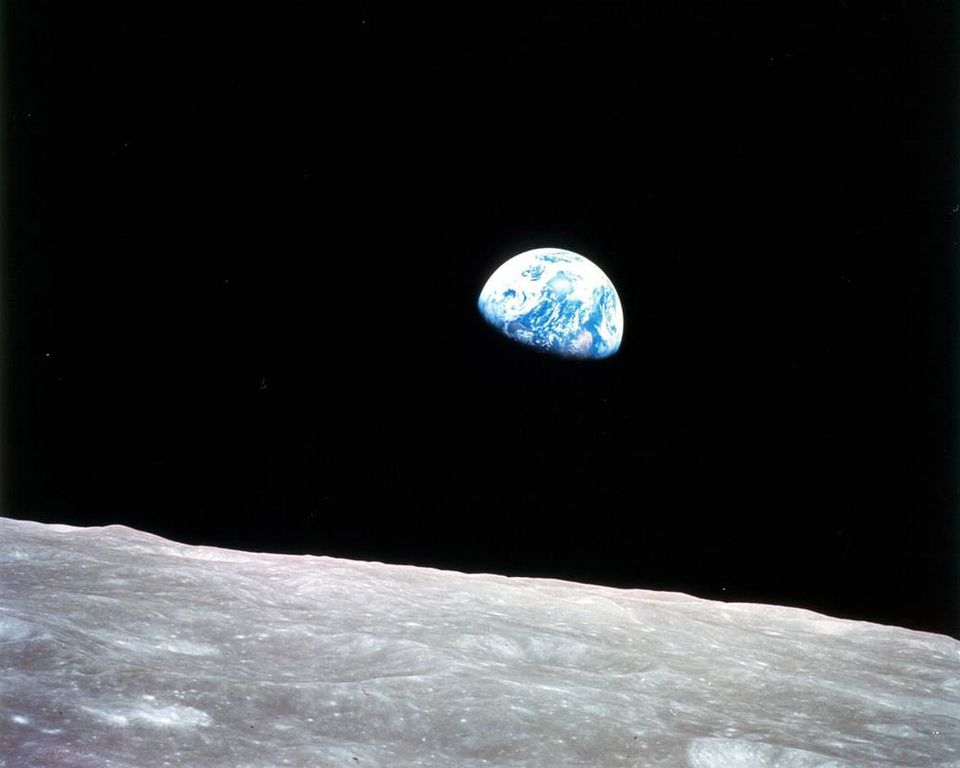 The truths of 'Earthrise' still hold, but are under unprecedented attack