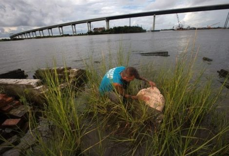 Abortion Is an Important Issue. But So Is Coastal Land Loss.